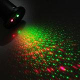 Luz laser del LED de la luz impermeable de la etapa con teledirigido