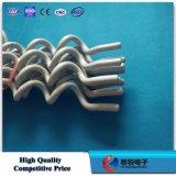 PVCプラスチック半導体の絶縁体のタイの倍のサイドアングルのタイ