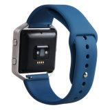 Mitternachtssilikon-Sport-Band-UhrenarmbandWristband für Fitbit Flamme