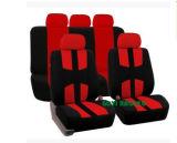 Het rode Kussen van de Dekking van de Zetel van de Stof van het Leer van de Dekking van de Zetel van de Auto