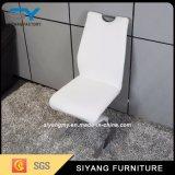의자를 식사하는 현대 가구 스테인리스