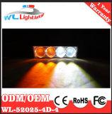4D zet de Opvlammende Oppervlakte van de auto Grill Lighthead op