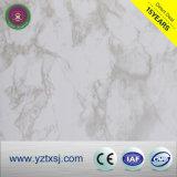 薄板にされた表面処理PVC天井は木製カラーをタイルを張る