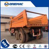 Carro de vaciado de la explotación minera de Shacman 90t Zz5805zpv385c