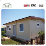 주문을 받아서 만들어진 작은 가정 조립식 별장 빛 강철 집