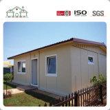 Casa Prefab Home minúscula personalizada do aço da luz da casa de campo