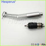 Generador dental Handpiece del uno mismo del acoplador rápido LED Handpiece con la luz