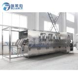 Lineal automática de 5 galones de agua de botella barril Máquina de Llenado