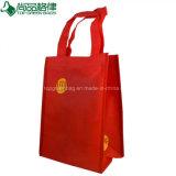 Sacs promotionnels de achat non tissés d'emballage de pp (TP-SP156)