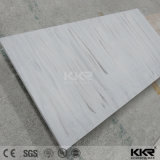 Kkr fausse pierre acrylique pur Surface solide