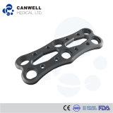 Plaat van de Stekel van de Apparatuur van de Gezondheid van de Plaat van de Plaat van Canwell de Voorafgaande Cervicale Orthopedische Medische