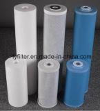 Big Jumbo o cartucho do filtro de água em polipropileno extrudado soprado, carvão activado 1 5 20 50 150 Mícron