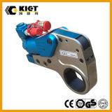 高品質の薄型の六角形カセット油圧トルクレンチ(KT-XLCT)