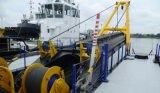 12 - 24のインチ油圧カッターの吸引の浚渫船