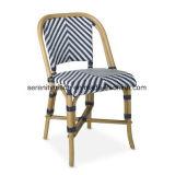 Sgabelli di alta barra tessuti bistrot parigini esterni della mobilia della barra