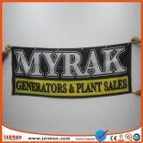 Publicité de plein air sur la vente de la bannière de polyester