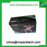 Rectángulo de regalo de papel de empaquetado de la impresión del comercio electrónico de encargo del teléfono celular
