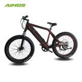 快適なシートが付いている48V 1000Wの高品質山の電気自転車
