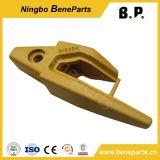 La oruga parte el adaptador de los dientes del compartimiento 6I6354