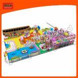 Розовый конфеты тема детей игровая площадка для установки внутри помещений развлечений для производителя Смешные