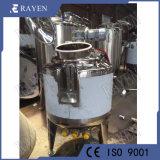 Chaqueta de depósito de mezcla de líquidos de acero inoxidable tanque de calefacción eléctrica