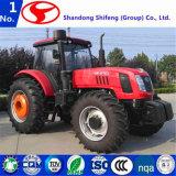 180HP 농장 또는 Agricultral 또는 경작하거나 Agri 또는 디젤 또는 정원 또는 건축 또는 바퀴 또는 크거나 새로운 트랙터