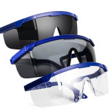 Groothandel Telescoopspiegel been Arbeidsbescherming bril tegen stof Black and White en Grey Anti-Impact Glasses Enhanced 44G