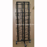 48 secções de fio de metal do Piso de rack de bolso (PHY11-205)