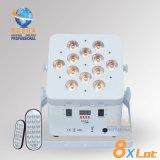 クォード12*10W 4in1 Rechargeable Wireless LED PAR Light