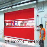 Grille /Door de PVC pour la chambre froide/entreposage au froid/congélateur