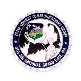 Moneta del ricordo dell'oro della polizia personalizzata alta qualità