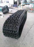système en caoutchouc de chenille de piste de largeur de 320mm de Leve