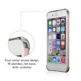 Cubierta de plástico duro del teléfono del logotipo de encargo, para la caja impresa aduana del teléfono del iPhone 7 con la impresión a todo color OEM / ODM