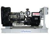 600kw com o gerador Diesel dos motores de Perkins com frame aberto
