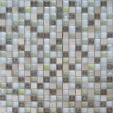 Mosaico del vidrio y de la piedra (VMS8108, 300X300m m)