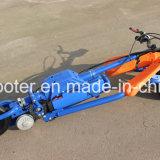 高品質の3車輪のFoldableブラシレスモーター電気漂うスクーター