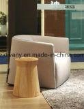 Tessuto stabilito del sofà dell'hotel che mette singolo sofà a sedere (D-82)
