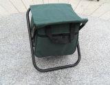 Saco térmico populares Camping Dobrável Cadeira de pesca nas fezes (MW11016A)
