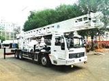 200m de vrachtwagen van de boringsinstallatie, vrachtwagen opgezette boringsinstallatie