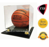 Yyb UV Protected Acrylic Basketball Display Case
