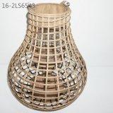 Diversifier avec les traitements en bois de belles et spéciales lanternes