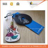 Таможня напечатала бирки Hang печатание ярлыка одежды стикера одежды бумажные