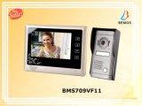 HDのカメラの相互通信方式のビデオドアベルのドアの電話夜間視界