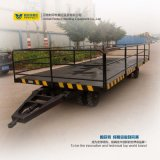 Rimorchio piano del camion della trave della trave di acciaio per il deposito