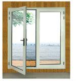 As2047 Windows di alluminio ed otturatori decorativi della finestra della Camera prefabbricata dei portelli
