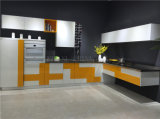 Module de cuisine classique moderne d'acier inoxydable de modèle neuf