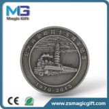 カスタマイズされた3D記念品の金属の硬貨