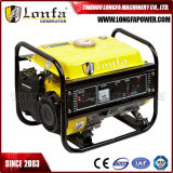 Kleiner einphasiges Wechselstrom-Benzin-Generator der Ausgabe-1.5kVA