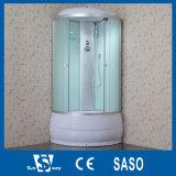 Cabine complète de douche de la Russie de couleur de profil de chrome