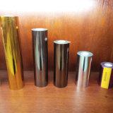 Feuillet en aluminium pour l'impression de bouteilles cosmétiques